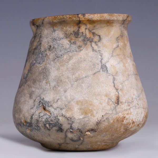 Bactrian Marble Jar