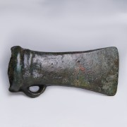 Small Bronze Age Socketed Axe Head
