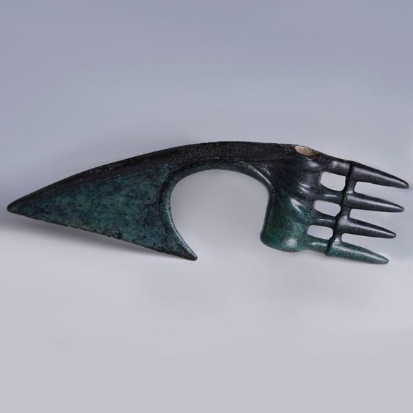 Luristan Spiked Axe Head