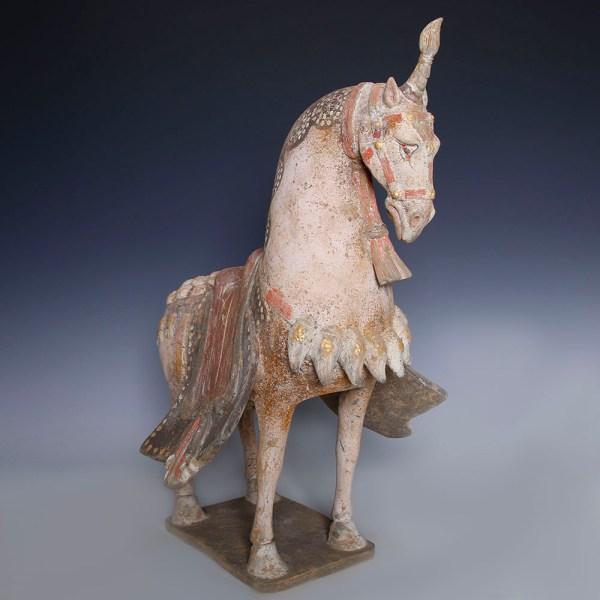 Northern Wei Caparisoned Horse