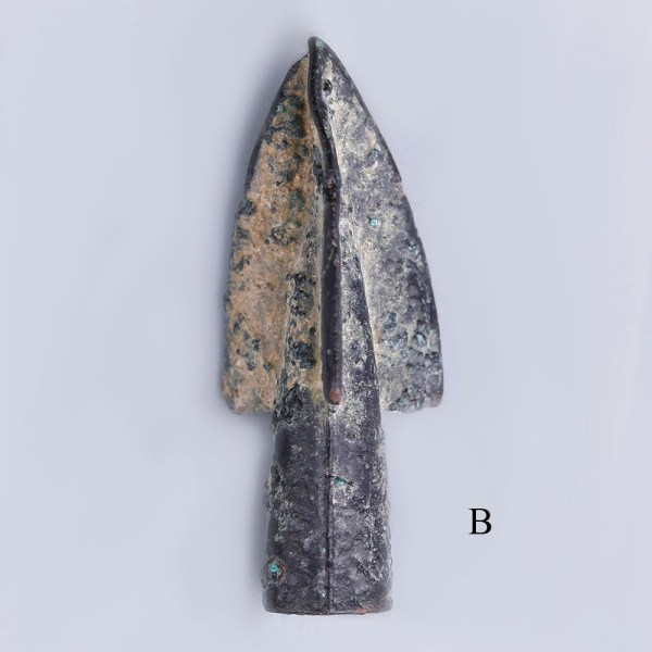 Selection of Anatolian Bronze Arrowheads
