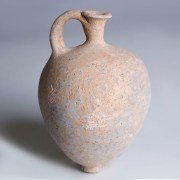 Holy Land Middle Bronze Age Terracotta Juglet