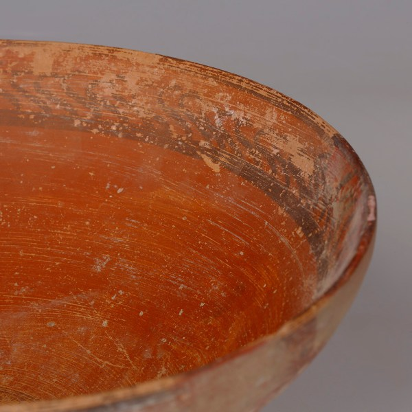 Indus Valley Large Terracotta Bowl