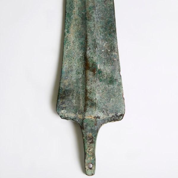 Luristan Bronze Sword Blade