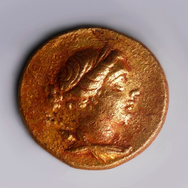 Greek Gold Magnesia ad Maeandrum Stater