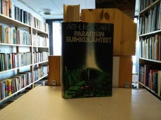 Arthur C. Clarke Paratiisin suihkulähteet