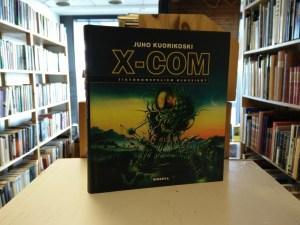 X-COM Tietokonepelien klassikot (Juho Kuorikoski)