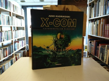 Juho Kuorikoski - X-COM Tietokonepelien klassikot