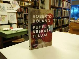 Bolaño, Roberto - Puhelinkeskusteluja
