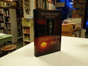 Ihmisyyden synty (Richard Leakey, Roger Lewin)