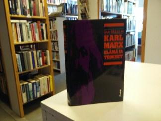 Karl Marx - elämä ja teokset (David McLellan)