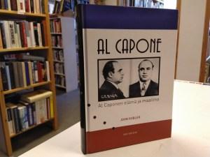 Al Capone - Al Caponen elämä ja maailma (John Kobler)