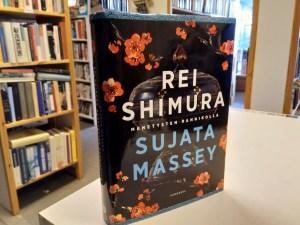 Massey, Sujata - Rei Shimura menetysten rannikolla