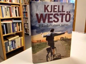 Westö, Kjell - Rikinkeltainen taivas