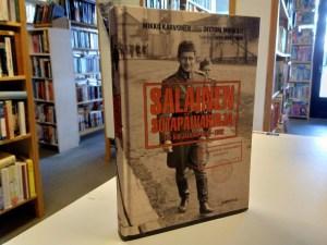 Salainen sotapäiväkirja Itä-Karjalasta 1941-1942 (Mikko Karvonen alias Onttoni Miihkaili)