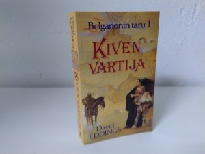 Eddings, David - Kiven vartija (Belgarionin taru 1)