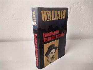 Waltari, Mika - Komisario Palmun erehdys