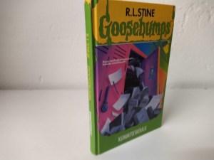 Stine, R.L. - Goosebumps - Kummituskoulu