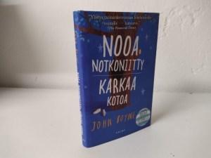 Boyne, John - Nooa Notkoniitty karkaa kotoa