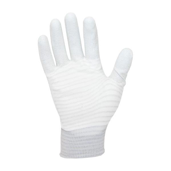 109-0424-ESD-PU-Palm-Glove-Carbon-Stripe