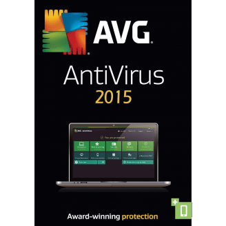 AVG AntiVirus 2015 - 1-Year / 1-Seat