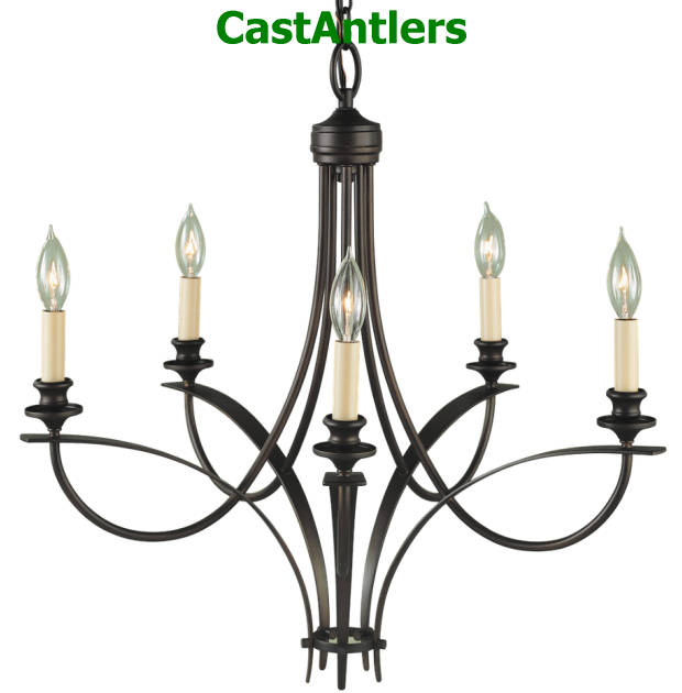 Oil Rubbed Bronze Chandelier Hover To Zoom