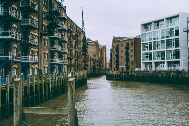 St. Saviour´s Dock