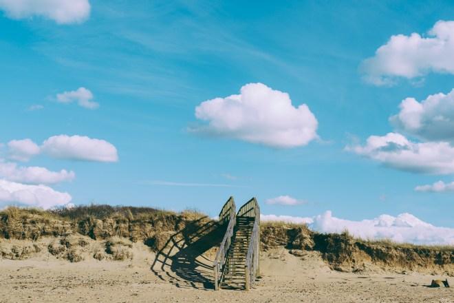 6 magiska stränder i Skåne