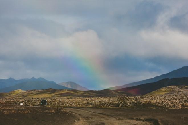 Fotodagbok: Smäktande lavalandskap och Landmannalaugar