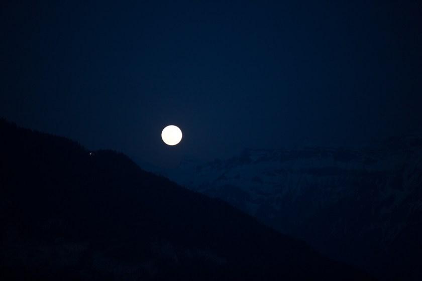 Fotografera månen
