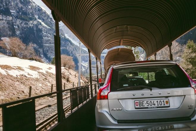 Roadtrip Schweiz