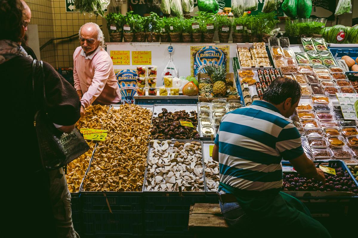 att göra hannover matmarknad markthalle