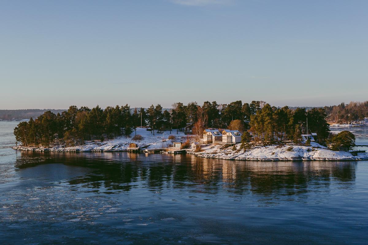 stockholm skärgård tallink silja