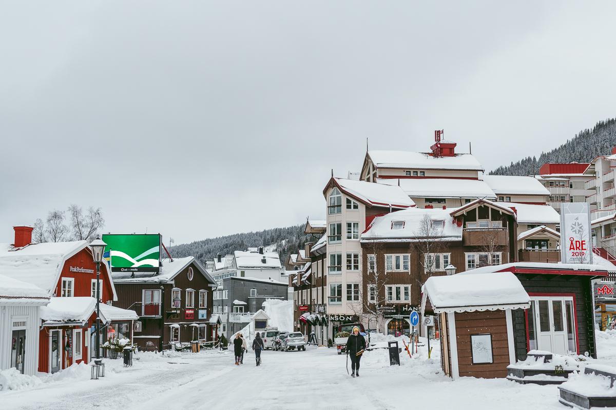 Weekend i Sveriges vinterpärla Åre