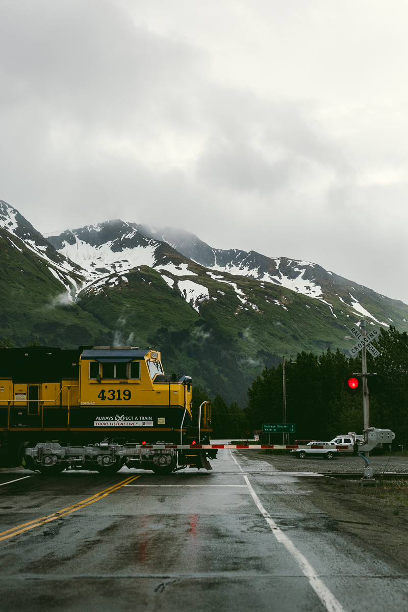 tåg alaska
