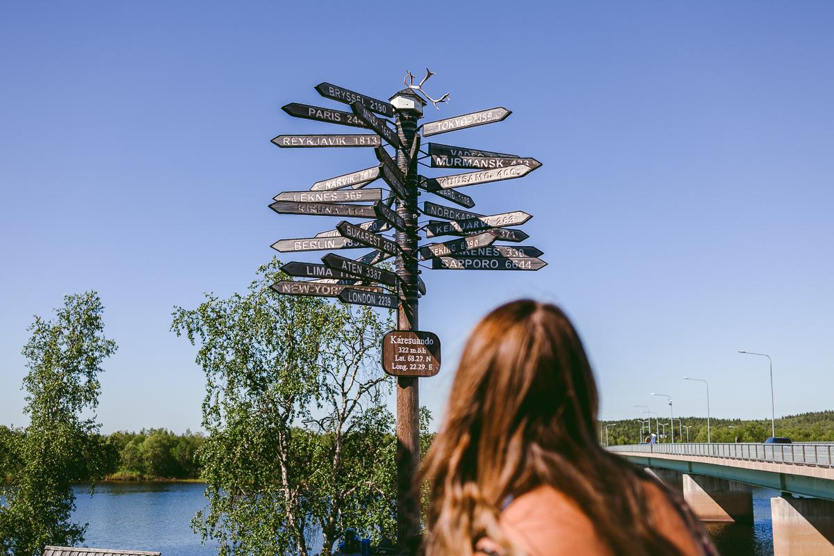 karesuando finska gränsen