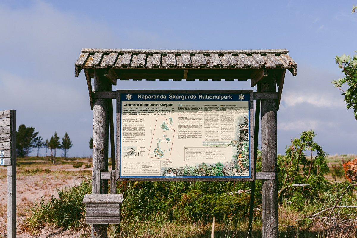 haparanda skärgård nationalpark
