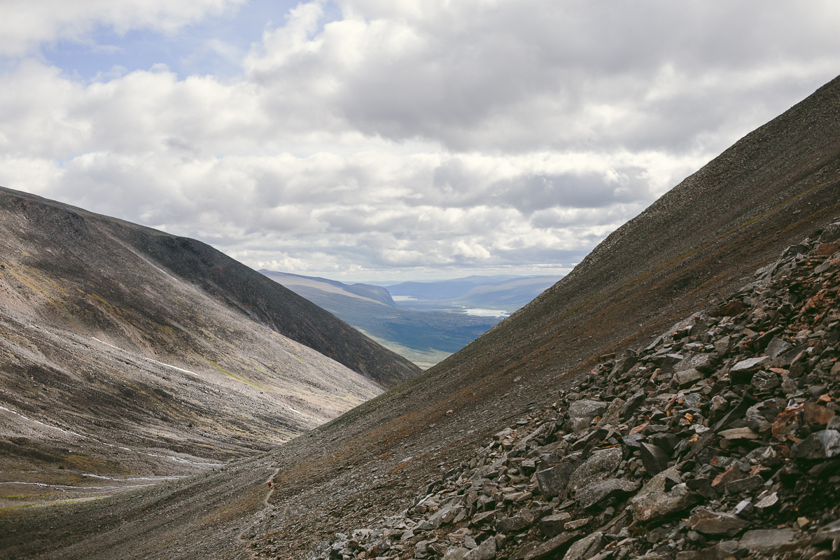 bestiga kebnekaise kitteldalen västra leden