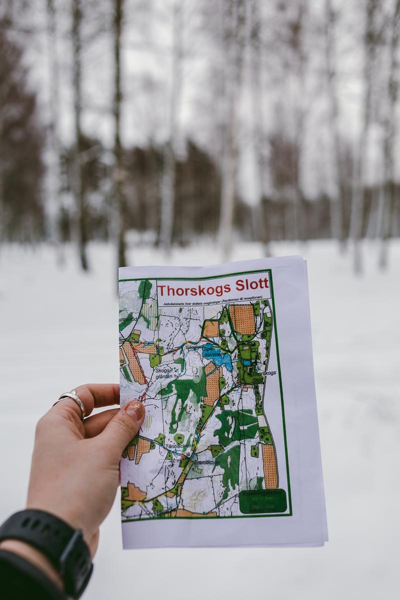 promenad vid thorskogs slott