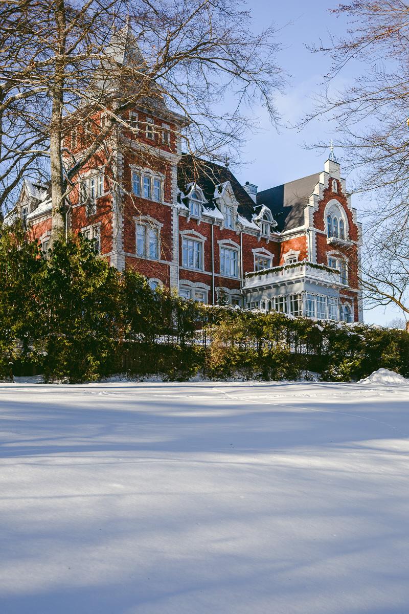 vinter thorskogs slott