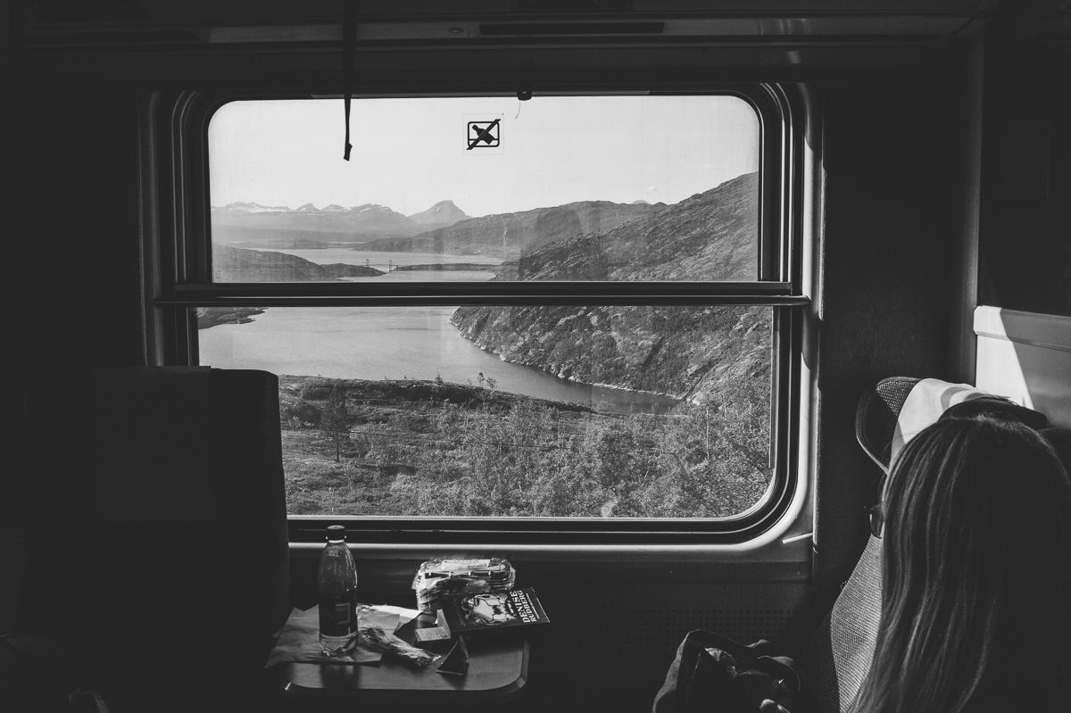 arctic circle train