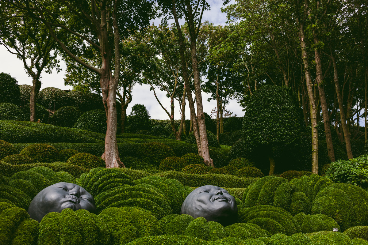 Les Jardins d´Etretat