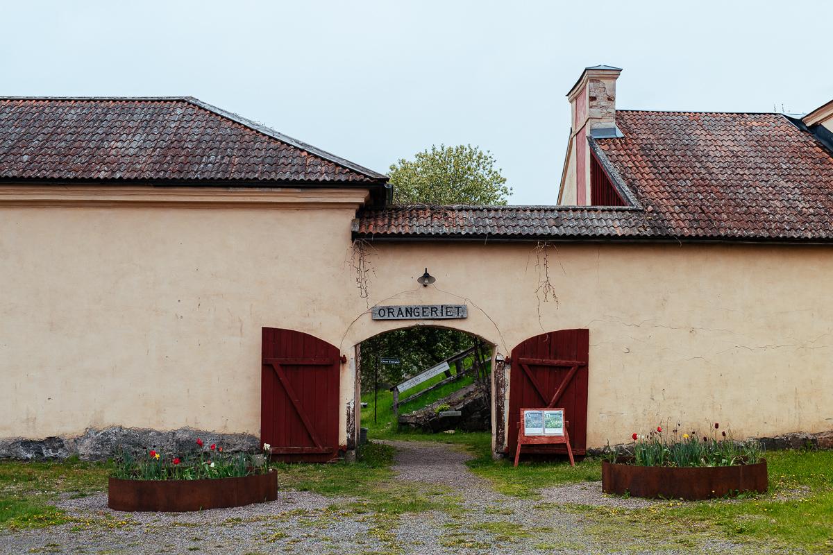 Orangeriet i Österbybruk