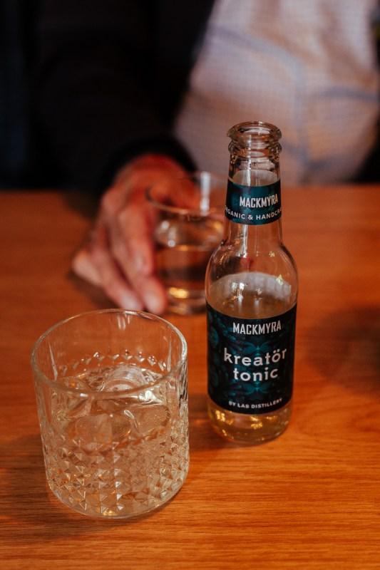 kreatör tonic mackmyra