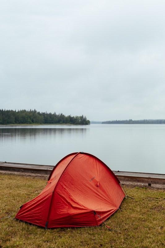 tält taurus från vaude 3p