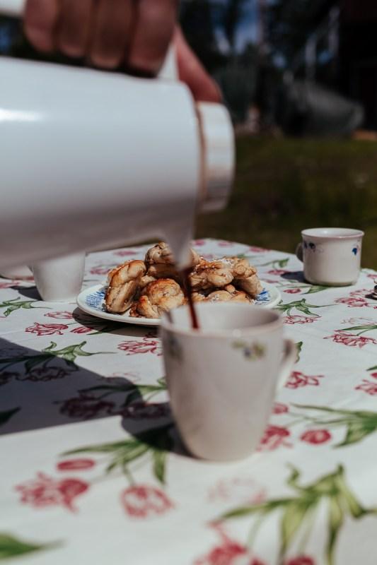 fika i sommarstugan svenska fika