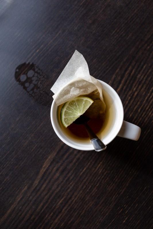 te med egen honoung