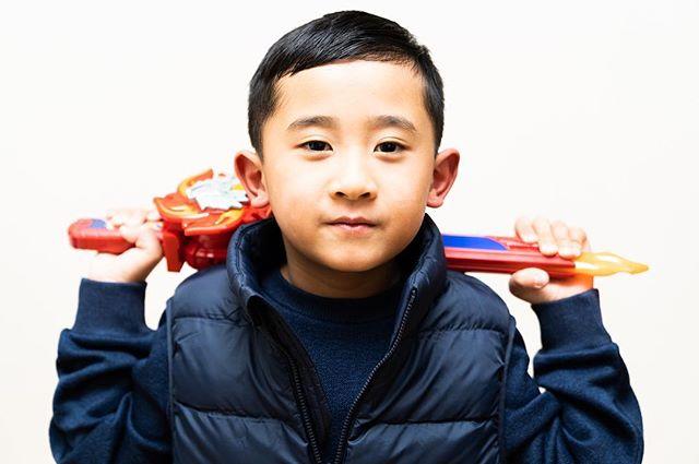 When Power Rangers is life! My son thinks he's Rody - aka Red Ranger.#powerrangersninjasteel #kidsbeingkids #kidsphotographer #portraitphotographer #melbournephotographer #sonyaustralia #a7iii