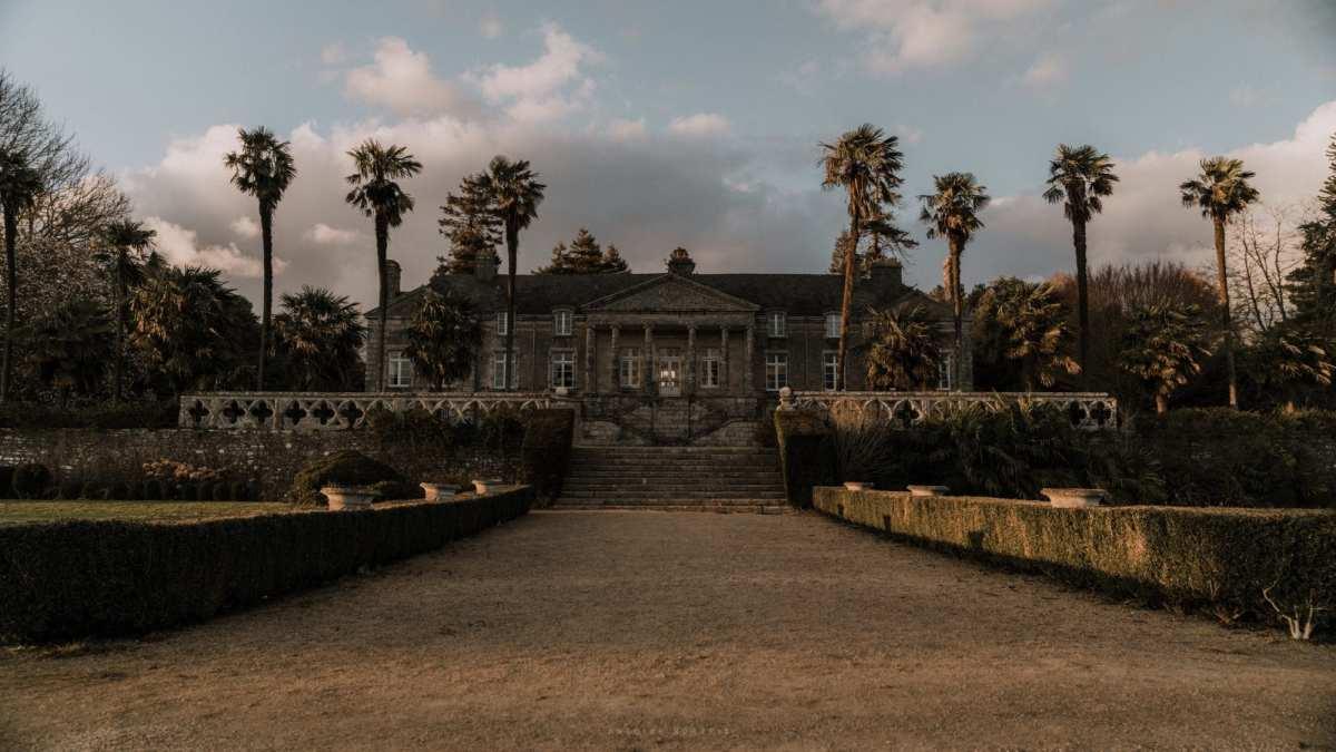 domaine de lanniron quimper Photographe mariage domaine orangerie de lanniron quimper