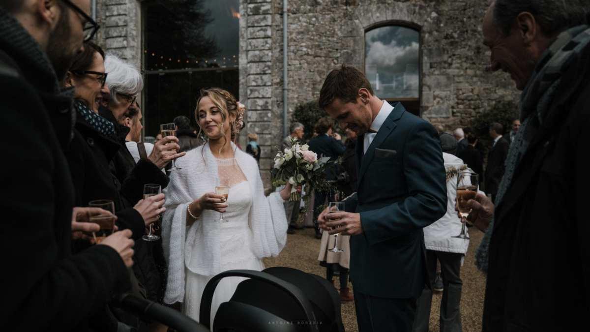 photo de mariage à l'orangerie de lanniron Le meilleur photographe et videaste de mariage en finistere